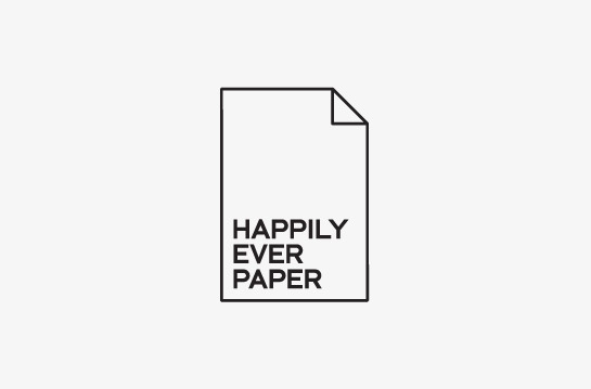 Happily Ever Paper